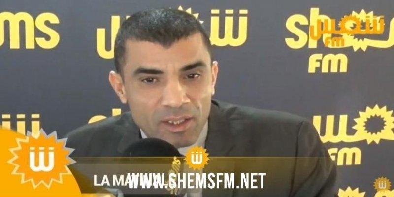 محمد التليلي المنصري: 'لن أتخلى عن عضويتي في هيئة الانتخابات'