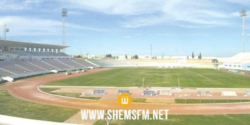رابطة الأبطال: مباراة الإفريقي وقسنطينة الجزائري في أولمبي سوسة
