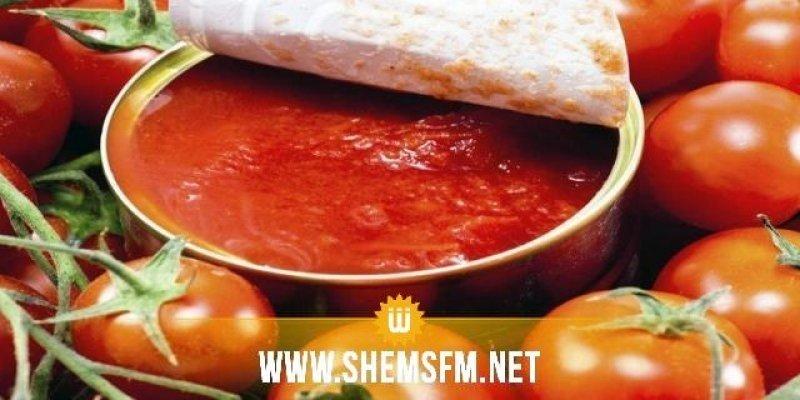 Possible pénurie de tomates en conserve bientôt