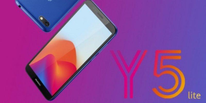 Disponible à partir du 9 janvier : le nouveau Huawei Y5 lite à seulement 359 Dinars tunisien !