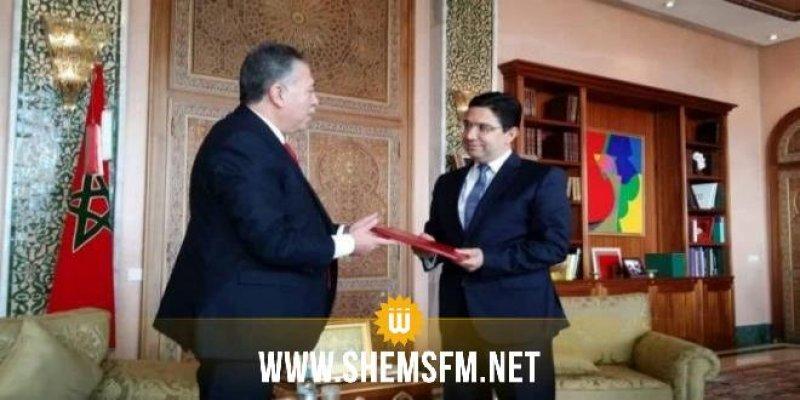 دعوة من رئيس الجمهورية إلى العاهل المغربي للمشاركة في القمة العربية