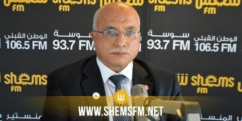 عبد الكريم الهاروني: 'لقاء الشيخين خطوة إيجابية هدفها مصلحة البلاد العليا'