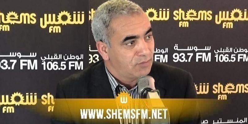 لسعد اليعقوبي: 'لا مفاوضات دون إعادة الأساتذة المعزولين'