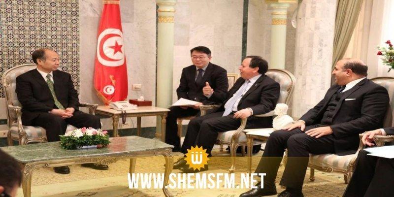 هبتان صينيتان لفائدة تونس بـ108 ملايين دينار