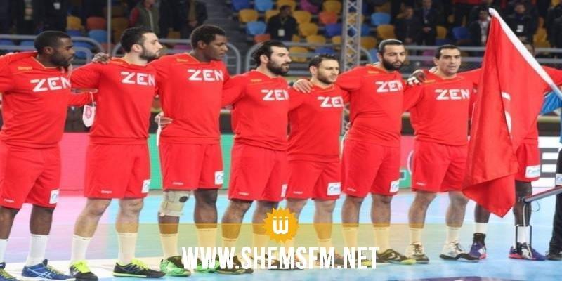 مونديال كرة اليد: هزيمة قاسية للمنتخب التونسي ضد النرويج