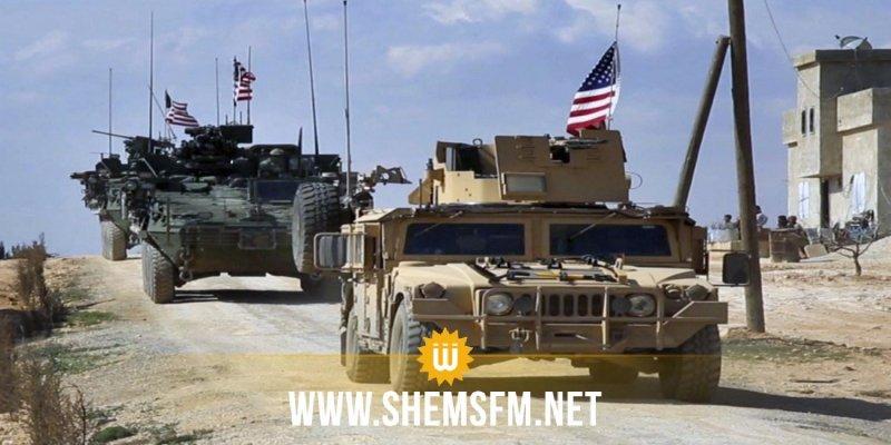 سوريا: أمريكا تشرع في سحب العتاد دون سحب الجنود