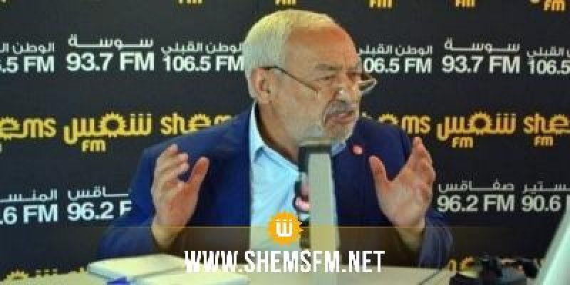 الغنوشي: 'مصطفى خذر اشتغل مع البوليس لإعانته على ملاحقة الإرهاب'