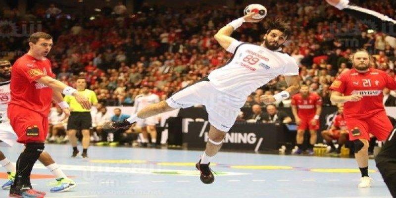 مونديال كرة اليد: هزيمة قاسية للمنتخب الوطني ضد الدنمارك