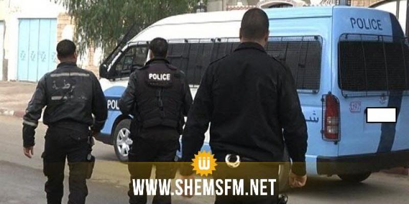 حملة أمنية بنهج زرقون تُسفر عن حجز 40 ألف دينار وايقاف 7 أشخاص بصدد الإتجار في العملة