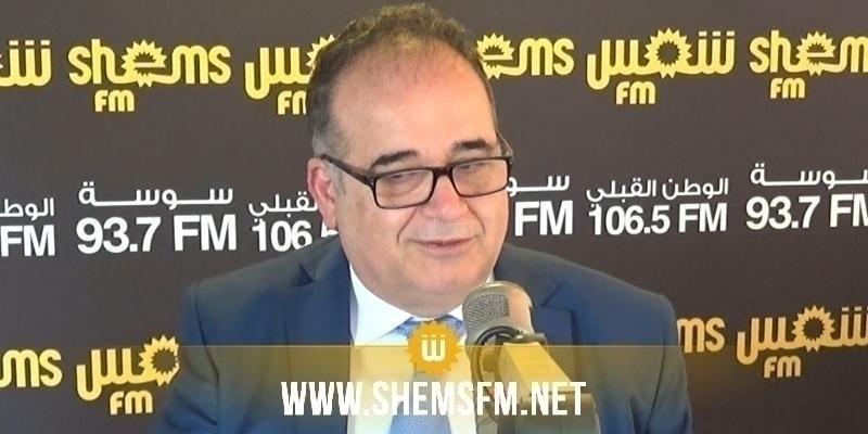 محمد الطرابلسي وزير الشؤون الإجتماعية ضيف هنا شمس
