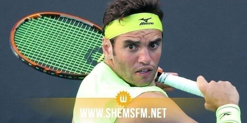 التصنيف الجديد للاعبي التنس المحترفين: مالك الجزيري يتراجع مركزا واحدا