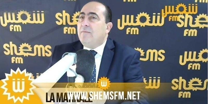 وزير النقل: '230 عونا لحمل البضائع بمطار تونس قرطاج يشرف عليهم 270 مسؤولا'
