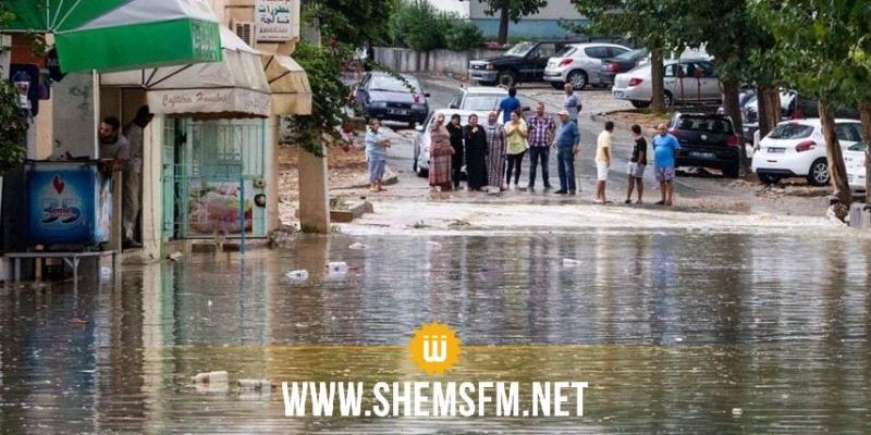 وزير التجهيز يدشن القسط الثاني من مشروع حماية تونس الغربية من الفيضانات