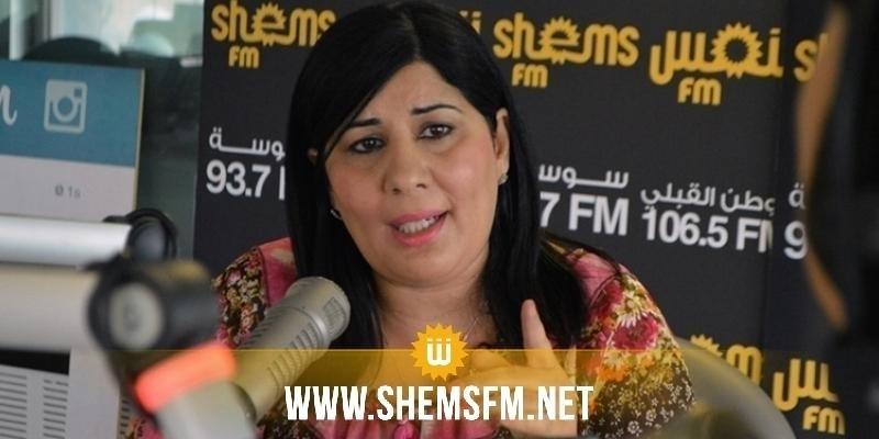 عبير موسي: 'ما يقوم به رئيس الحكومة تزوير مسبق للانتخابات'