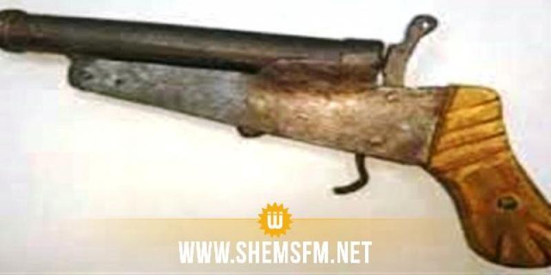جربة حومة السوق: إيقاف شخص بحوزته سلاح ناري يعود إلى القرن الـ18