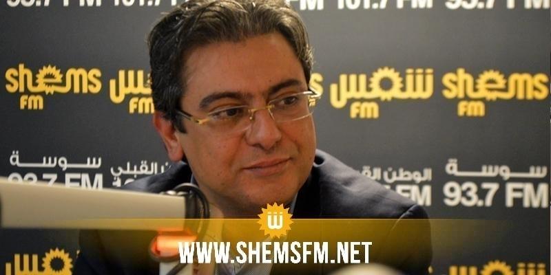 بن تيشة: رئيس الجمهورية قلق على وضع الإعلام