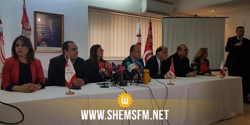 عيسى الحيدوسي: أمريكي طلب منّا إبعاد حافظ من الحزب وارساله سفيرا