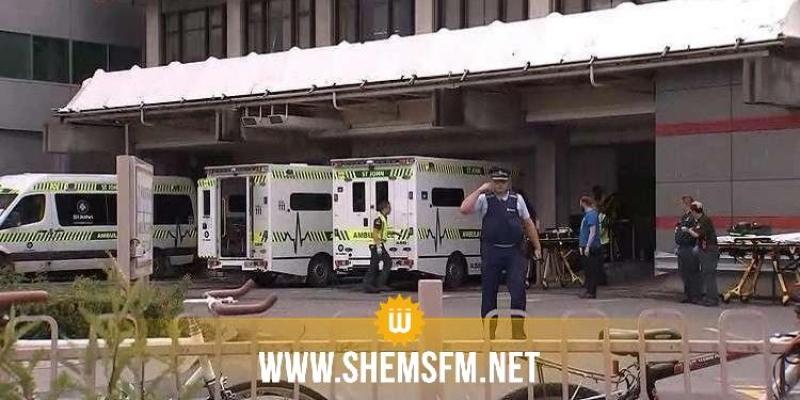 شرطة نيوزيلندا تطوق أحد المستشفيات إثر تهديد لم تعلن عن طبيعته