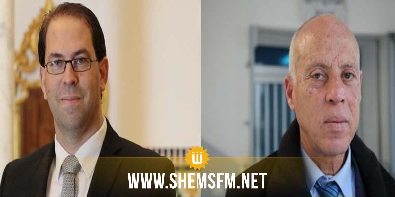 سيغما:يوسف الشاهد وقيس سعيد في طليعة نوايا التصويت للرئاسية