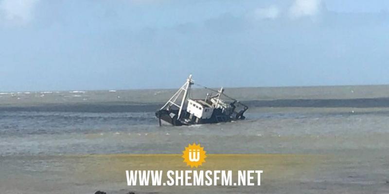 سوسة: وحدات الحرس البحري ينقذون 4 بحارة من الغرق