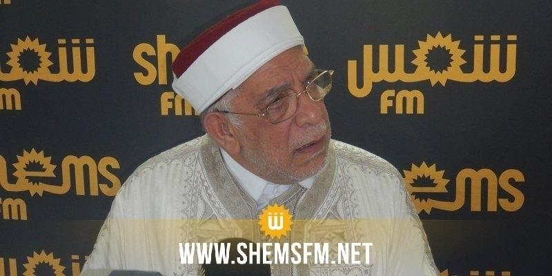 عبد الفتاح مورو: 'الأحزاب الجديدة غير مؤهلة لقيادة البلاد في مرحلة جديدة'
