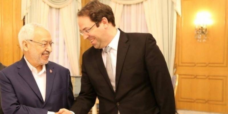 صعود مفاجئ لحزب تحيا تونس وحركة النهضة تتصدر نوايا التصويت للإنتخابات التشريعية