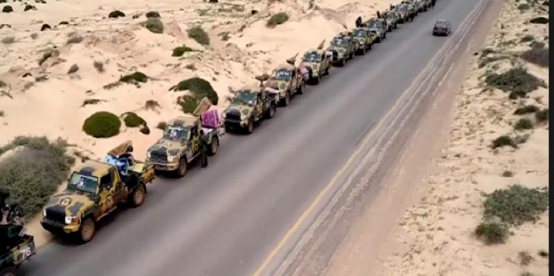 واشنطن ترفض هجوم حفتر وتدعو إلى الوقف الفوري لكل العمليات العسكرية ضد طرابلس