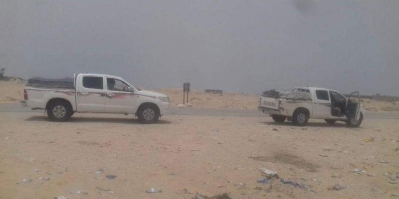 القيروان: الإطاحة بمهرب قتل عون حرس وطني دهسا بشاحنة تهريب
