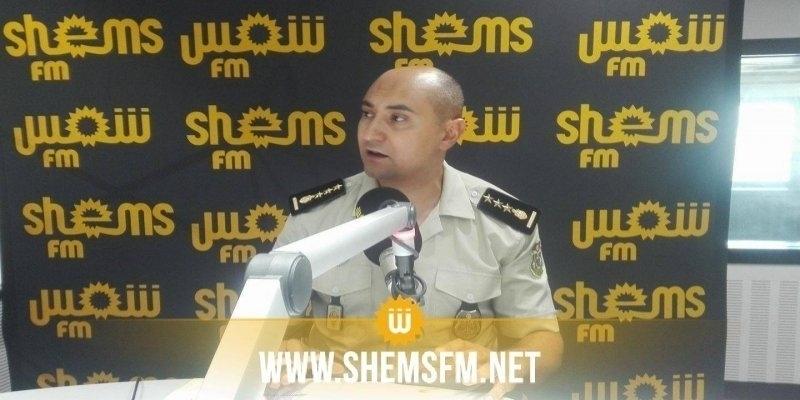 الحرس الوطني: 'سنتدخل بالقوة لعدم تعطيل مصالح المواطنين'