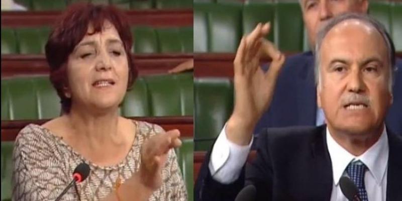 وزير التربية يرد على سامية عبو: 'أنت الأخيرة التي تعطينا دروسا'