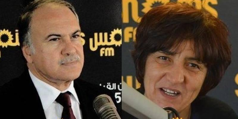 وزير التربية لسامية عبو 'الجمل مايراش حدبتو' والأخيرة ترد'لست باش حامبة هنا'