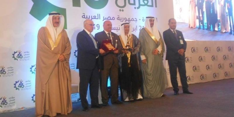 تكريم كمال عمران المدير العام السابق لتفقدية الشغل والمصالحة بوزارة الشؤون الاجتماعية