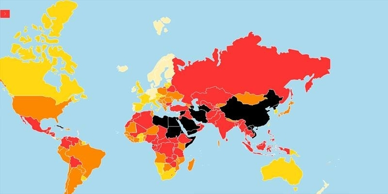 التصنيف العالمي لحرية الصحافة: تونس تتقدم بـ25 مرتبة