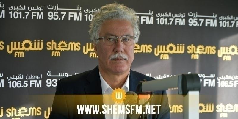 حمة الهمامي: 'الشاهد مستبد ومصيره سيكون مثل مصير كل الطغاة في تونس'