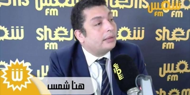 إياد الدهماني: 'لا يوجد صراع على الزعامة بين الشاهد والأحزاب الداعمة للحكومة'
