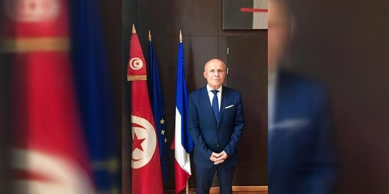 السفير الفرنسي بتونس: المعدات والتجهيزات التي تمّ ضبطها في تونس سيتم ترحيلها في الأيام القادمة