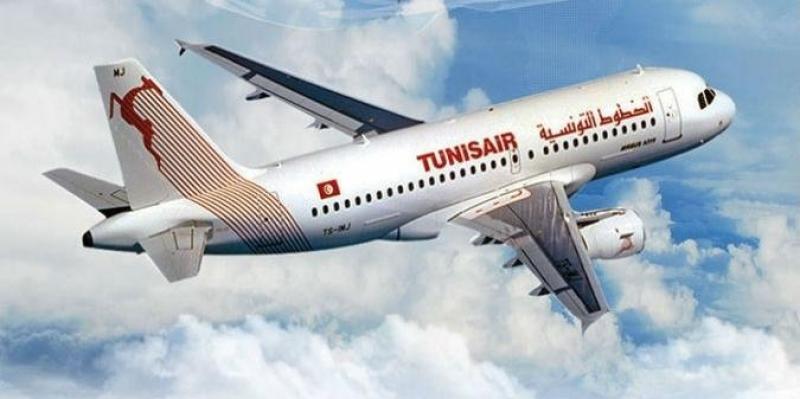 Le trafic de Tunisair augmente de 8.3% durant la saison hivernale 18/19 par rapport à la saison 17/18