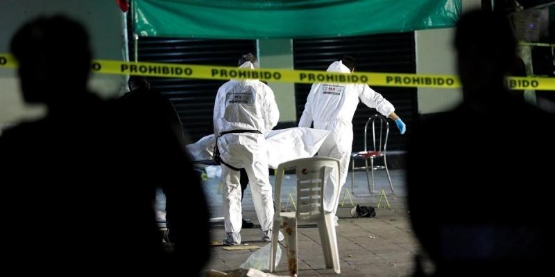 المكسيك: 13 قتيلا خلال احتفال