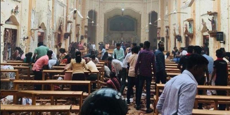 سريلانكا: عشرات القتلى وإصابة المئات في تفجيرات بكنائس وفنادق