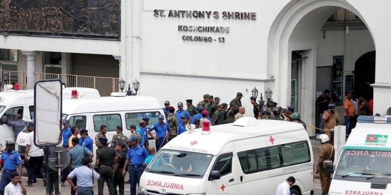 بعد 6 تفجيرات: تفجير سابع في سريلانكا ومئات القتلى