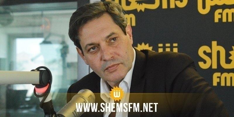 رياض المؤخر: 'حركة تحيا تونس ستكون رقما كبيرا في الانتخابات التشريعية'