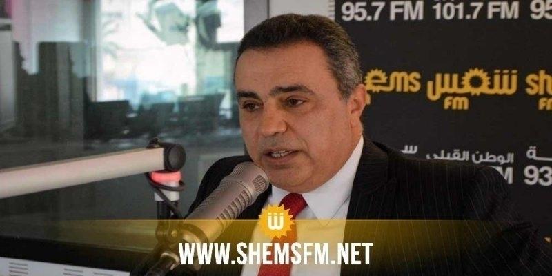 المهدي جمعة تعليقا على قضية شقيقه: 'سياسة الدوسيات لن تدوم'