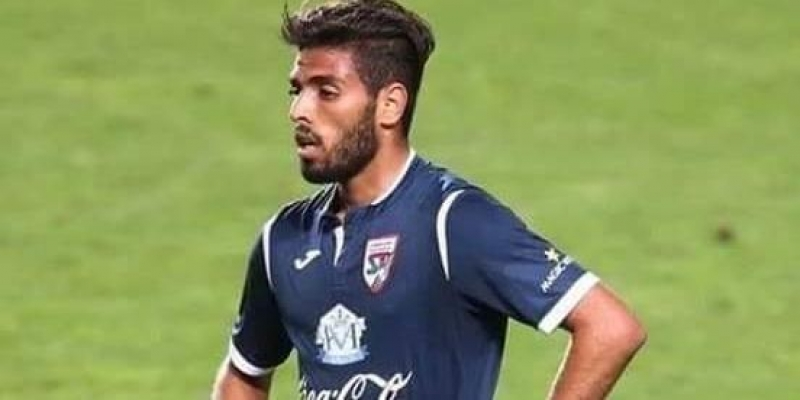الملعب التونسي: إصابة حمزة الهمامي ونقله إلى المستشفى