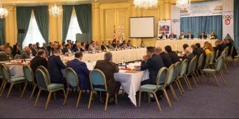 الترفيع في عدد أعضاء اللجنة التنفيذية للجنة الوطنية الأولمبية التونسية