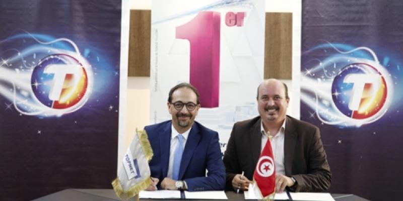 TOPNET et Be Wireless Solutions signent un accord de partenariat pour le développement de solutions IoT