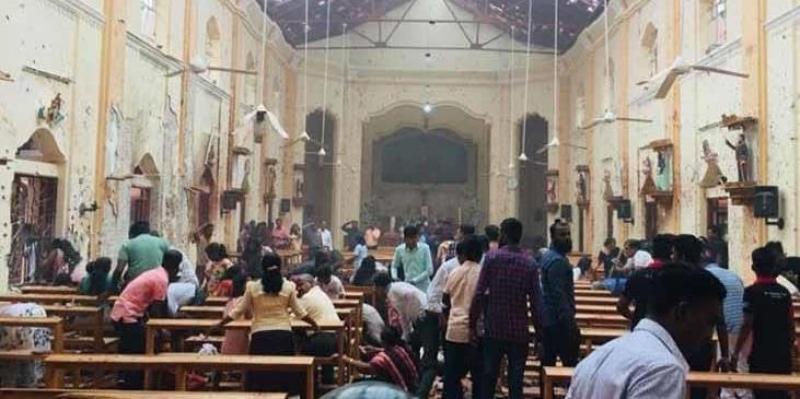 سريلانكا: انفجار جديد قرب كنيسة تم استهدافها أمس