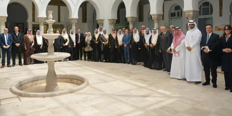 وفد سعودي يقدّم مشروع 'مبادرة مكّة' لتسهيل إجراءات الحج