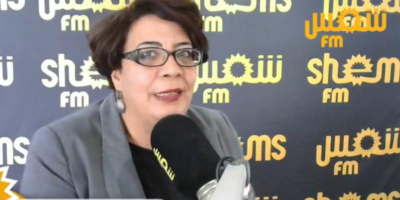 """سعيدة قراش تنفي أن يكون الفرنسيين الذين تم إيقافهم في تونس من """"المخابرات"""""""