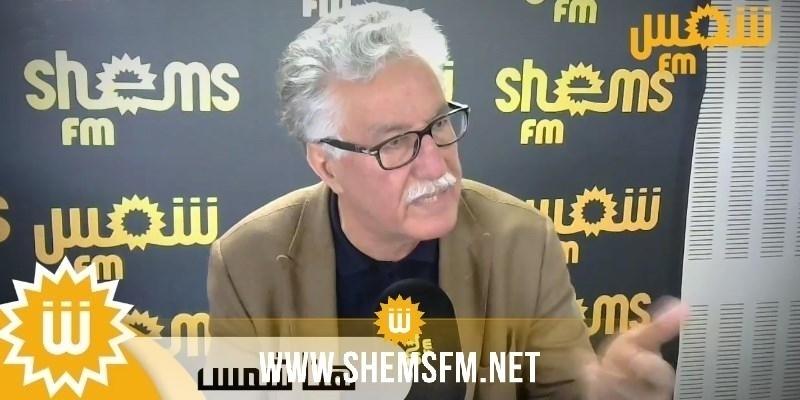 Hamma Hammemi : 'il faut prendre les résultats des sondages au sérieux'