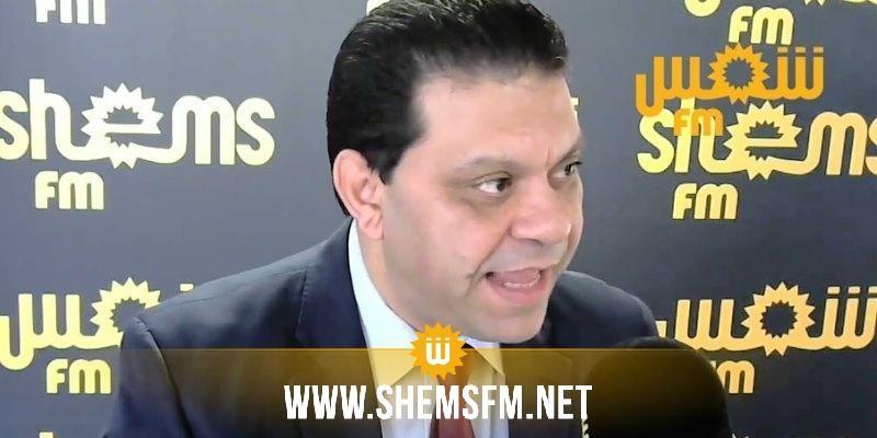 رياض جعيدان:'الأليكا ليس لها  أي معنى في قاموس مجلس نواب الشعب'